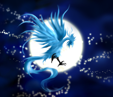 Phoenix of Ice by Feyon