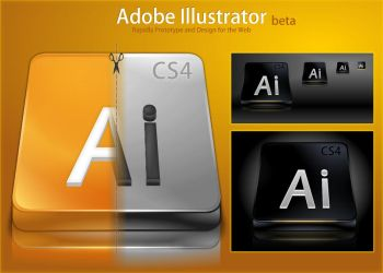 Adobe Illustrator by DragonXP