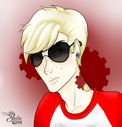 Dave Strider Dick Rider by bailey1rox