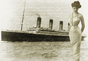The Spirit of the RMS Olympic by RMS-OLYMPIC