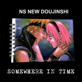 NS New Doujinshi : Somewhere in Time by noodlemie