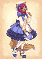 Lolita commission on FA 3 by swdd-cat