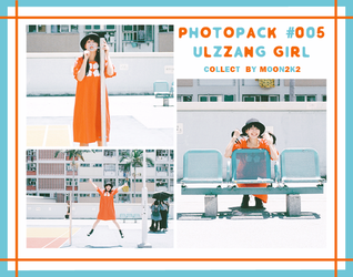 PHOTOPACK GIRL #5 by Moon2k2