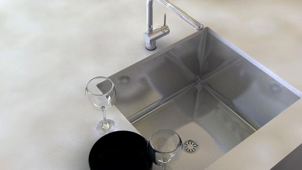 3d sink by Thonbo