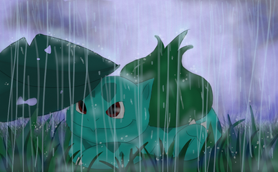 Bulba-Shower by shiverwings