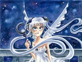 Switching Sides Collab - Evil Queen Serenity by Tabascofanatikerin
