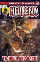 HELLENA COVER by IanNichols