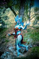 Kiora - Magic the Gathering - cosplay by IchiCosplayArt