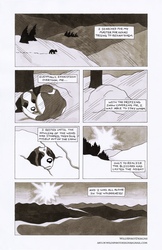 Whiskey The Avalanche Dog Comic - Page 4 by WildSpiritWolf