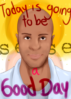 SENSE8 - Capheus Onyango by David-VDesign