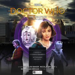 Doctor Who - The Reaping Big Finish Cover Art