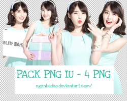 PACK PNG #48 by nganbadao