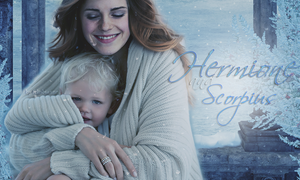 Hermione and her son Scorpius by feltsbiannn