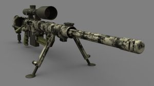 CheyTac M200 Intervention by Shakdo