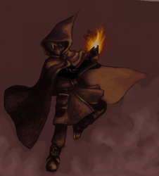 Generic mage 2 by Silethas