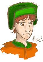 Kyle Broflovski by acciosnitch