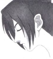 Another Sasuke Profile by Shandrial
