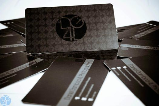 DG4L business cards by malice9005