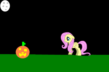 fluttershy-WHATS THAT?!? by FluttershyAdorable