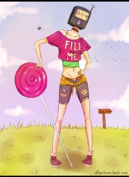 : Fill me: by Florchus
