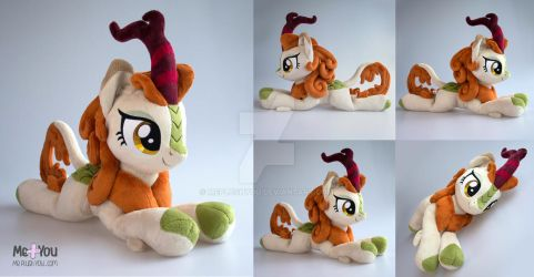 Autumn Blaze plush