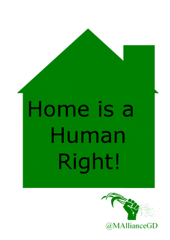 Home is a human Right by The-Laughing-Rabbit