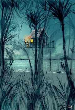Can we just stay one more night? by PascalCampion