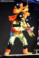 Skull Kid by leziith
