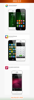 iMIUI - just another MIUI port by onehalfkiller