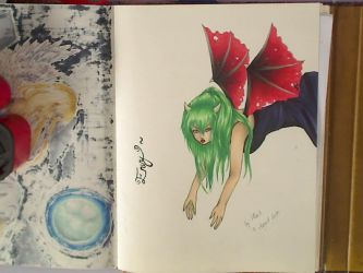 7 Deadly Sins~ Envy by Misax3Misa
