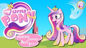 Wallpaper Princess Candance is best pony by Barrfind
