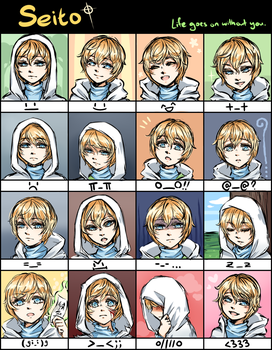 Expression Meme (Seito) by 216th