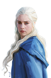 Mother of Dragons by barelt1