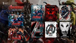 Avengers Age of Ultron (2015) Folder Icon #1 by sebasmgsse