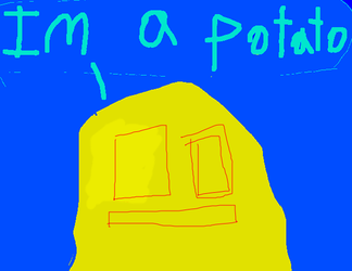 Im a Potato by Aphmau1Fan123456