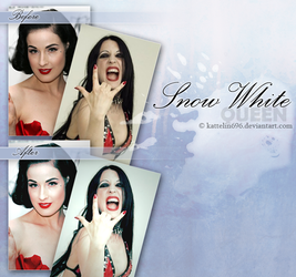 Snow White Queen action by Kattelin696