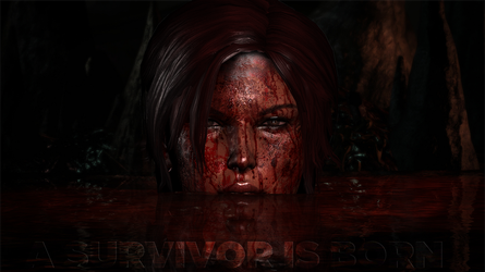 A Survivor is Born by tombraider4ever