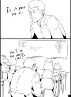 Dog Class by PaperSquid