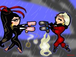 Bayonetta The Game by ScarKa