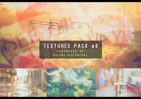 Textures pack #8 4P By vul3m3 by vul3m3