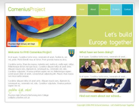 Comenius by reflectdesign