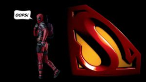 Deadpool Wallpaper - OOPS 1 by Curtdawg53