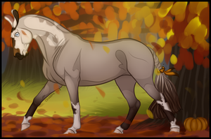 Fallen Autumn Leaves by cryionxx