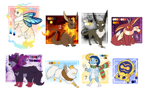 +PKMNation: Mixed Clutches+(Closed) by min-mew