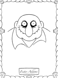 Uncle Fester :wip: by Phycosmiley