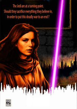 Jaina Solo - Fate of the Jedi by saith100