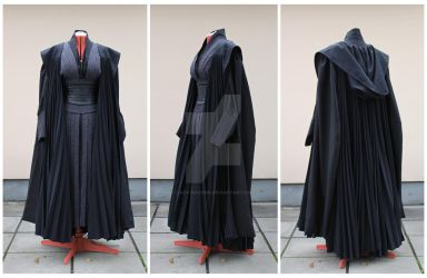 Sith Lady outfit