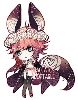 [CLOSED] Adoptable: Rosary XXXV by Staccatos