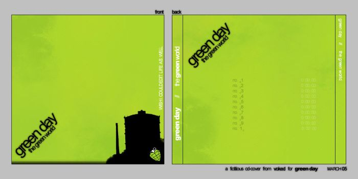Green Day______the green world by voked