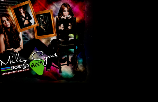 Miley Cyrus Layout 1 by feel-inspired